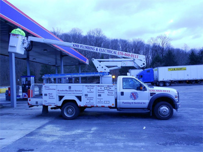 KMB Plumbing and Electrical Poconos PA your Pocono Mountains